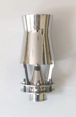 50-SS-M 4'' 304 Kaskade Nozul (50-T)